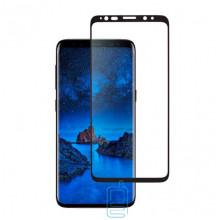 Защитное стекло 5D Samsung S8 Plus G955, S9 Plus G965 black тех.пакет