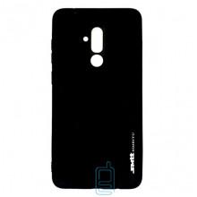 Чехол силиконовый SMTT Huawei Mate 20 Lite черный