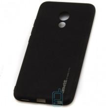 Чехол силиконовый SMTT Meizu Pro 6 черный