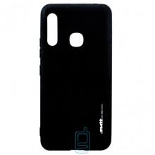 Чехол силиконовый SMTT Samsung A70e черный
