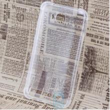 Чехол силиконовый Huawei Y3 II усиленный прозрачный