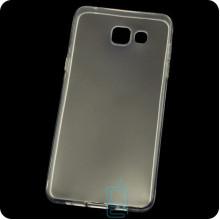 Чехол силиконовый Premium Samsung A5 2016 A510 прозрачный