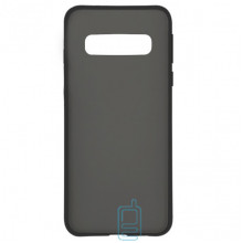 Чехол Goospery Case Samsung S10 G973 черный