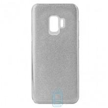 Чехол силиконовый Shine Samsung S9 G960 серый