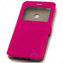 Чехол-книжка Modern 1 окно Xiaomi Mi4s розовый