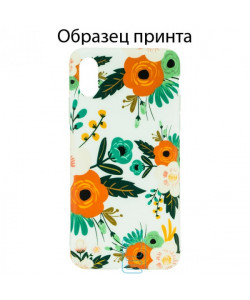 Чехол Bouquet Apple iPhone 11 Pro orange