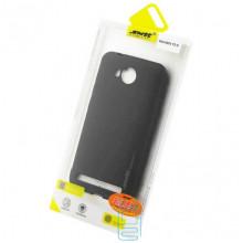 Чехол силиконовый SMTT Huawei Y3 II черный