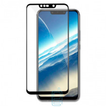 Защитное стекло 5D Huawei Mate 20 Lite black тех.пакет