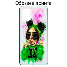 Чехол UV Samsung S10 Plus G975 Chanel