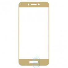 Защитное стекло Full Screen Huawei Honor 6A gold тех.пакет