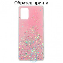 Чехол Metal Dust Samsung A10s 2019 A107 pink