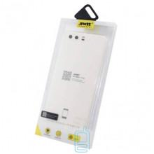 Чехол силиконовый SMTT Huawei P10 Plus прозрачный