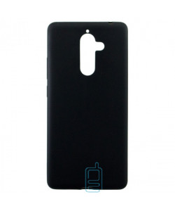 Чехол накладка Cool Black Nokia 7 Plus