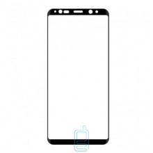 Защитное стекло 5D Samsung Note 9 N960 black тех.пакет
