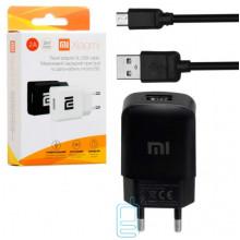 Сетевое зарядное устройство Xiaomi YJ-06 1USB 2.0A micro-USB black