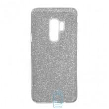 Чехол силиконовый Shine Samsung S9 Plus G965 серый