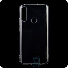 Чехол силиконовый SMTT Huawei P Smart Z, Y9 Prime 2019 прозрачный