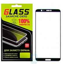 Защитное стекло Full Glue Huawei P Smart, Enjoy 7s black Glass