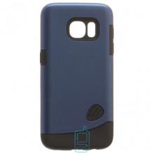 Чехол-накладка Motomo X4 Samsung S7 Edge G935 синий