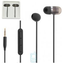 Наушники с микрофоном Xiaomi Capsule (High copy) черные