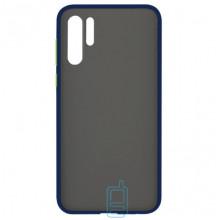 Чехол Goospery Case Huawei P30 Pro синий