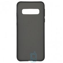 Чехол Goospery Case Samsung S10 Plus G975 черный