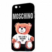 Чехол Creative TPU+PC Apple iPhone 6 Plus, 6S Plus Moschino black