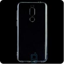 Чехол силиконовый SMTT Meizu X8 прозрачный