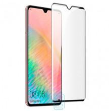 Защитное стекло 5D Huawei Mate 20 black тех.пакет
