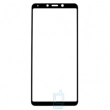 Защитное стекло 6D Samsung A9 2018 A920 black тех.пакет