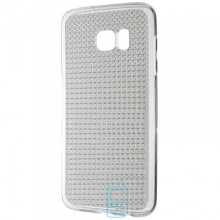 Чехол силиконовый Baseus Lustre Samsung S7 Edge G935 затемненный