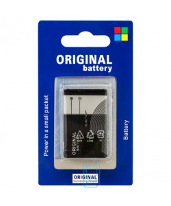 Аккумулятор Nokia BL-6C 1150 mAh 2115i, 2116, 2125 AA/High Copy блистер