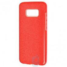 Чехол силиконовый Shine Samsung S8 G955 Plus красный