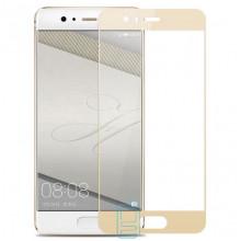 Защитное стекло Full Screen Huawei P10 gold тех.пакет
