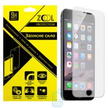 Защитное стекло 2.5D Huawei Y6 II 0.3mm Zool