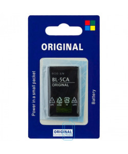 Аккумулятор Nokia BL-5CA 700 mAh 100, 101, 1110 АAA класс блистер