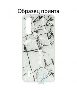Чехол Marble Apple iPhone 11 Pro white