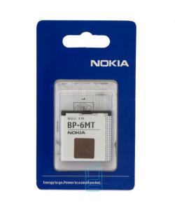 Аккумулятор Nokia BP-6MT 1050 mAh 6720, 6750, E51 AAA класс блистер