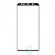 Защитное стекло 5D Samsung Note 8 N950 black тех.пакет