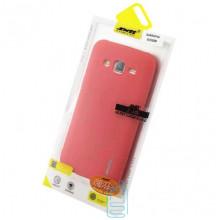 Чехол силиконовый SMTT Samsung J5 2015 J500 красный