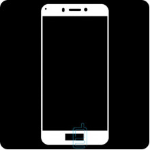 Защитное стекло Full Screen Huawei Honor 6A white тех.пакет