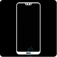 Защитное стекло Full Screen Huawei P20 Lite white тех.пакет
