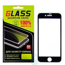 Защитное стекло Full Glue Apple iPhone 7 Plus, iPhone 8 Plus black Glass