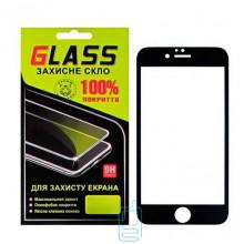 Защитное стекло Full Glue Apple iPhone 6 Plus black Glass