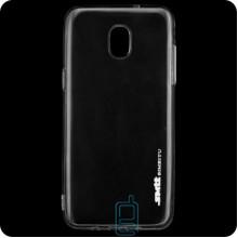 Чехол силиконовый SMTT Samsung J3 2018 J337 прозрачный