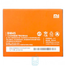 Аккумулятор Xiaomi BM45 3060 mAh для Redmi Note 2 AAAA/Original тех.пакет