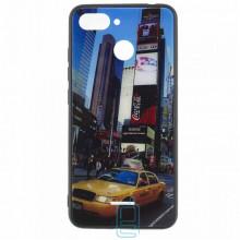 Чехол накладка Glass Case New Xiaomi Redmi 6 такси