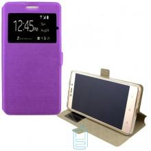 Чехол-книжка Modern 1 окно Xiaomi Mi5 фиолетовый