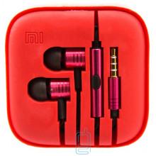 Наушники с микрофоном Xiaomi Huosai Piston V2 красные