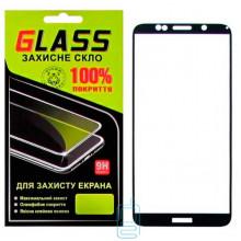 Защитное стекло Full Screen Huawei Y5 2018, Y5 Prime 2018, Y5 Lite 2018 black Glass